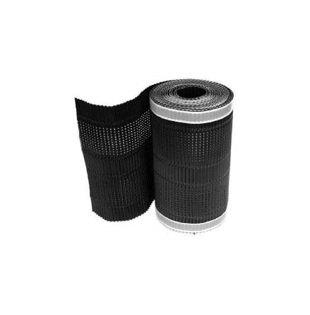 Valmtätningsrulle ALU 300 mm x 5 lpm - SVART