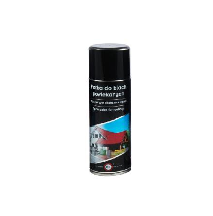 Sprayfärg 400 ml SVART matt